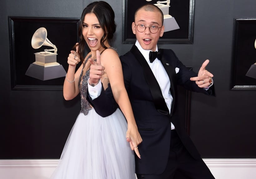 Logic and brittney-noelle