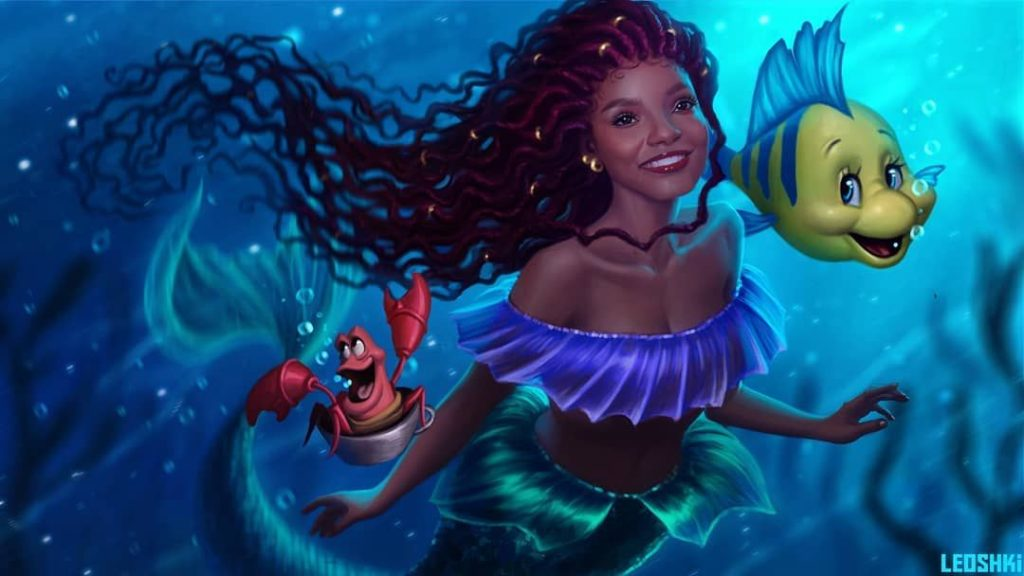 the little mermaid live action
