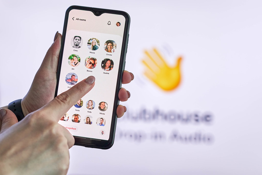 clubhouse app